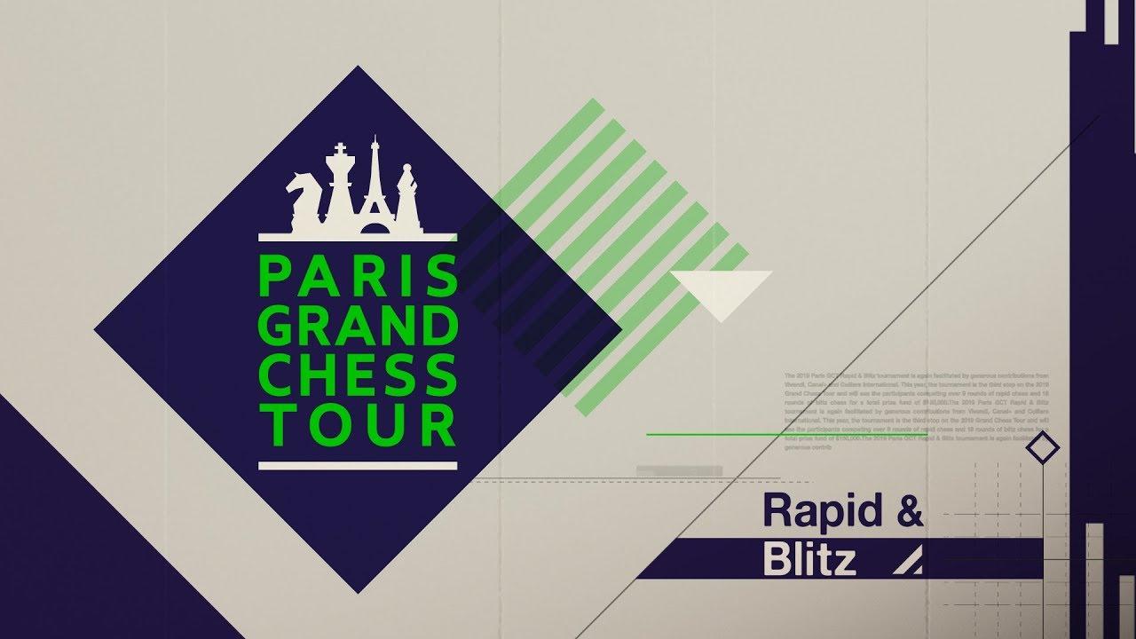 Paris GCT Day 3: MVL wins rapid, Grischuk on fire | chess24 com