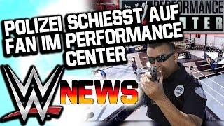 Polizei schießt auf Fan im Performance Center, Nazi Diva gefeuert | WWE NEWS 35,5/2015