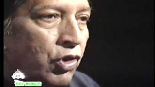Marsiya Tahtul Lafz,,Excellent Recitation by Talat Hussain Part 1 of 2.