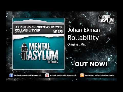 Johan Ekman - Rollability [MA029] OUT NOW!