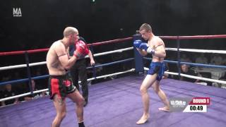 07 Brett Webster vs Scott Richards