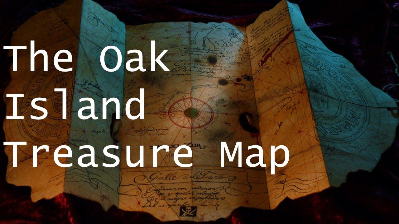 what treasures are on oak island