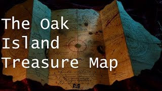 Oak Island - A Treasure Map Found