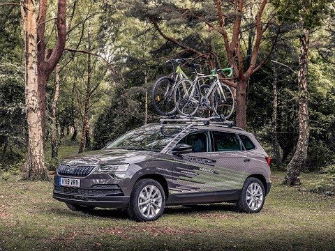 Is Skoda's Karoq Velo the ultimate car for cyclists?