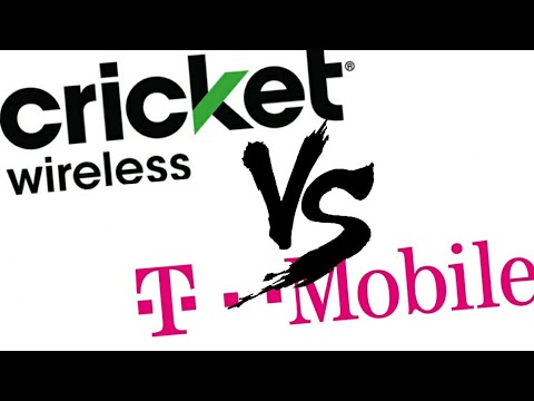 Cricket Wireless Vs T-Mobile In NYC Speedtest And More