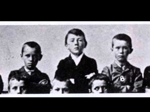 Adolf Hitler's Childhood Photos