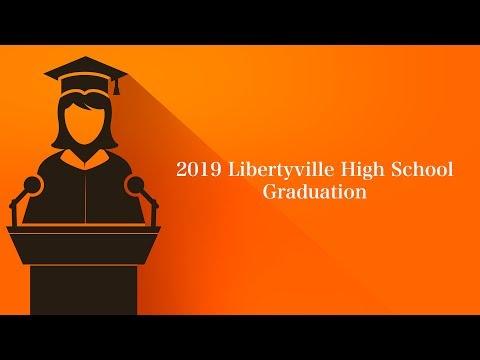 2019 Libertyville High School Graduation