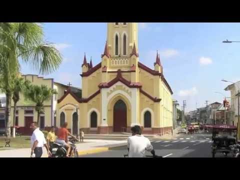 Welcome to Iquitos, Peru