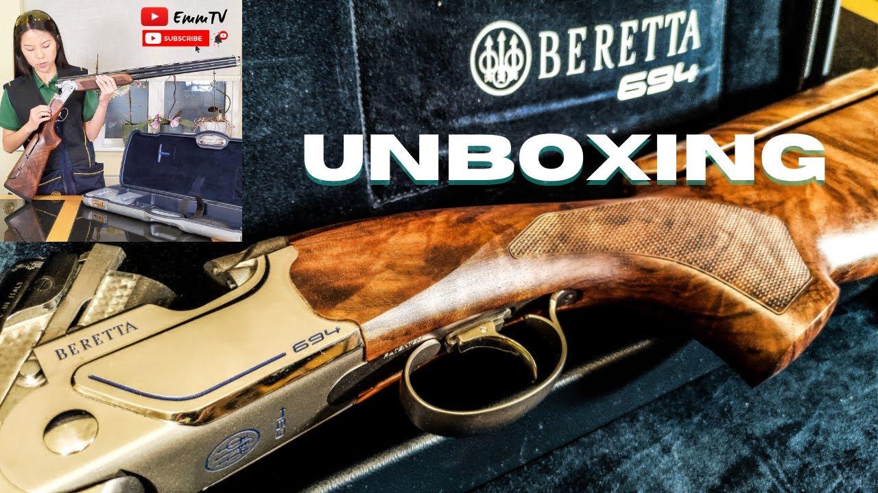 Download BERETTA 694 SPORTER-TRAP CUSTOM HYBRID | UNBOXING | EmmTV