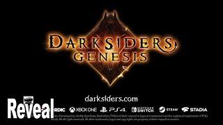 Darksiders Genesis - Reveal Trailer [HD 1080P]