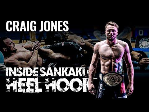 The Heel Hook Hunter - Craig Jones   Inside Sankaku Study