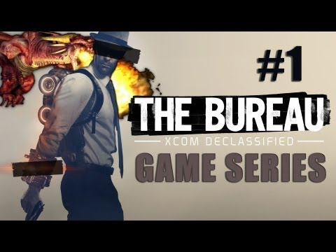 The Bureau - Part 1 - Burn Notice!