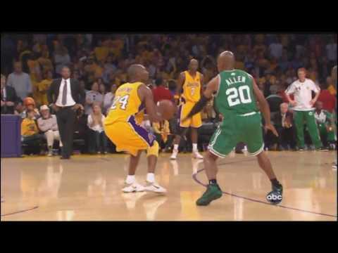 Kobe Bryant NBA Finals 2009 & 2010 full highlights