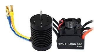 Бюджетная БК система Surpass F540 Brushless 3930KV