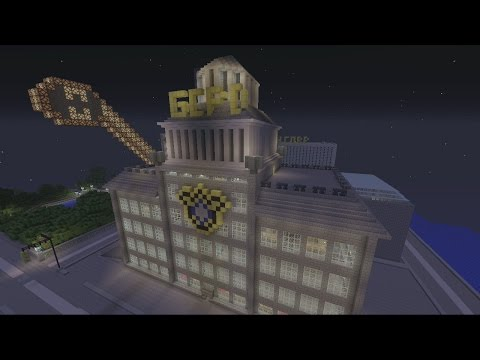 Minecraft Gotham City: GCPD