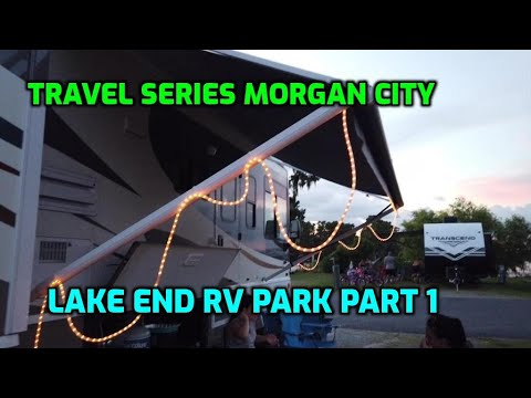 LIVING IN THE JOURNEY TRAVEL SERIES LAKE END PARK MORGAN CITY LOUISIANA PART 1