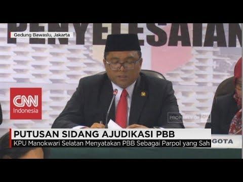 FULL - Bawaslu Loloskan Partai Bulan Bintang di Pemilu 2019 Mp3