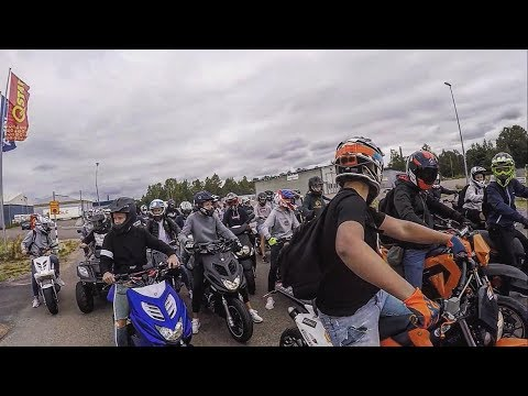 KARLSTAD MOPED/MC MEET 2018 (3) | 50-125cc