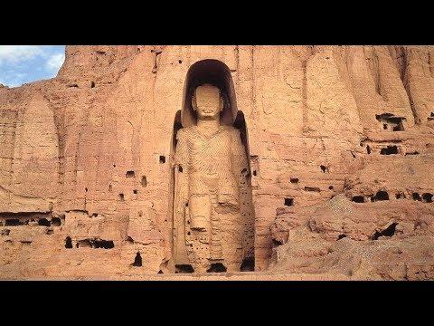Бамианские статуи Будды в Афганистане