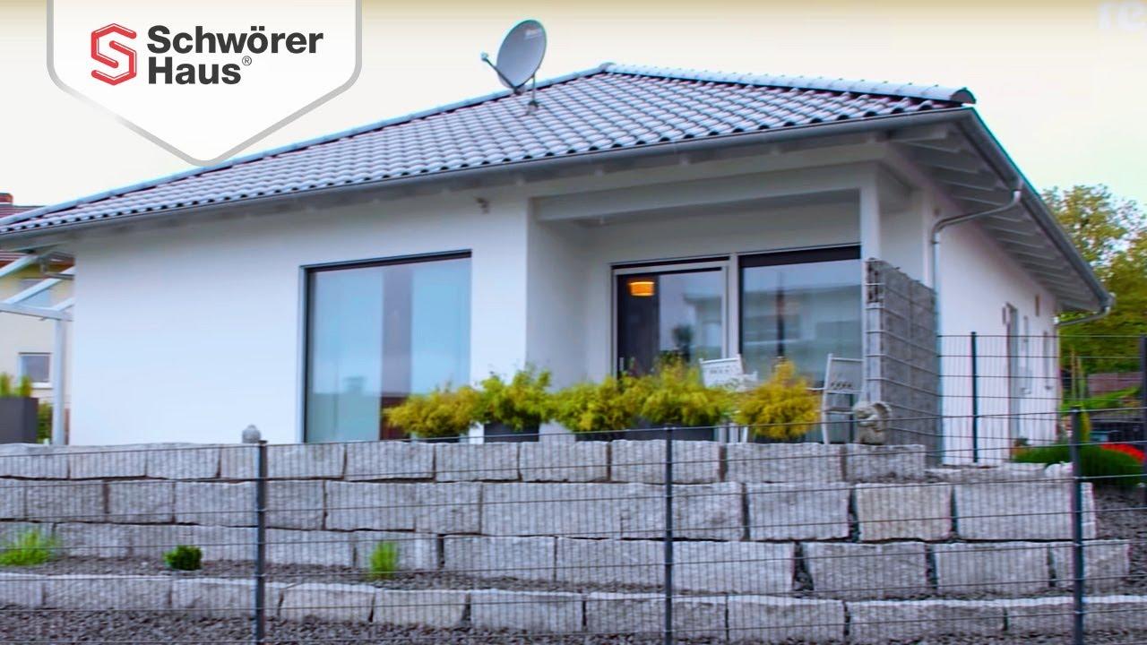 Altersgerechtes Wohnen: Bungalow bauen ohne Treppen   SchwörerHaus