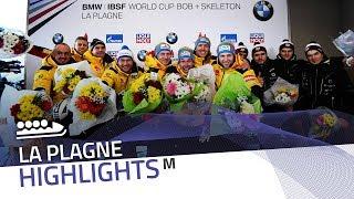Friedrich leaves his mark in La Plagne | IBSF Official