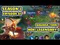 Yorn Legendary! Tips dan Trick Baginda Raja Yorn! S3 Episode 7 - Arena of Valor