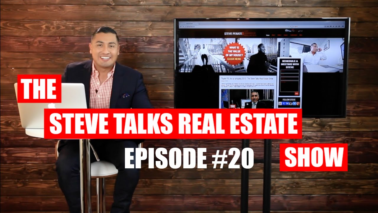 Phoenix Arizona Real Estate - Home Purchase Contract Offer - The Steve Talks Real Estate Show Ep #20
