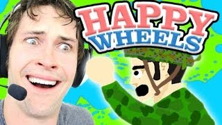 Repeat youtube video NEW CHARACTER! - Happy Wheels