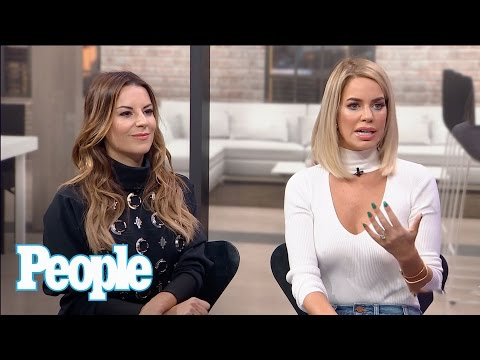 Ladies Of London: Caroline Stanbury & Juliet Angus On That Fight With Julie | People NOW | People