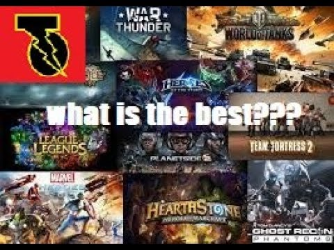 What is the best free to play?!?