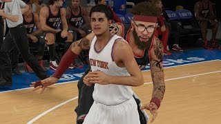 NBA 2K15 MyCareer - He