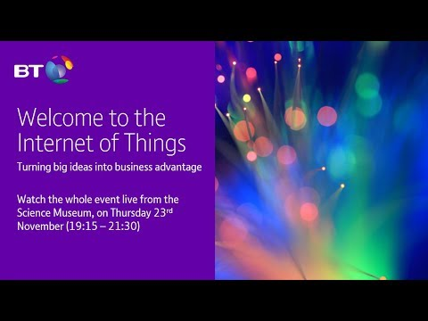 The Internet of Things: Turning big ideas into business adva