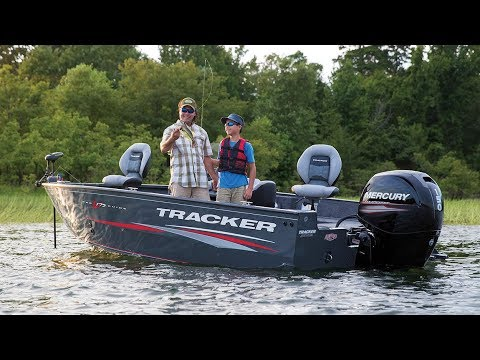 TRACKER Boats: Deep V Aluminum Fishing Boats