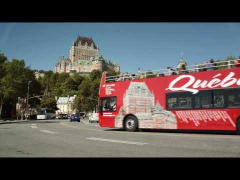 Québec City in Summer – Your Best Vacation Destination