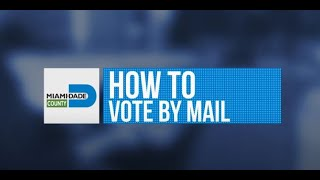 How To Vote By Mail