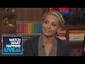 Sarah Michelle Gellar Asks Andy Cohen If RHOC's Brooks Ayers Has Cancer   Host Talkative   WWHL