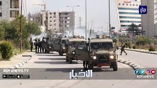 قوات الاحتلال تواصل البحث عن منفذي عملية إطلاق نار قرب مستوطنة عوفرا - (10-12-2018)