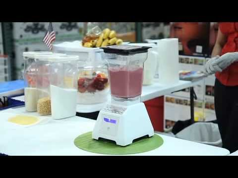 Mayer Slow Juicer Ice Cream : Naturai Blender (P-10) FunnyDog.Tv