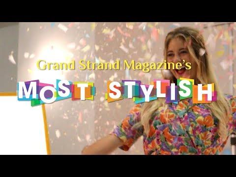 The Grand Strand's Most Stylish 2018