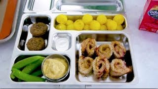 Weelicious Lunch Crunch: How To Make Healthy Lunch for Kids Video