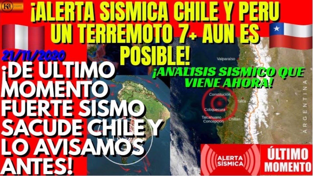 ¡🚨URGENTE SISMO 6.3 REMECE CHILE EL SILENCIO TERMINO🚨! ¡PUEDE VENIR UN 7+ ESTO APENAS INICIA!