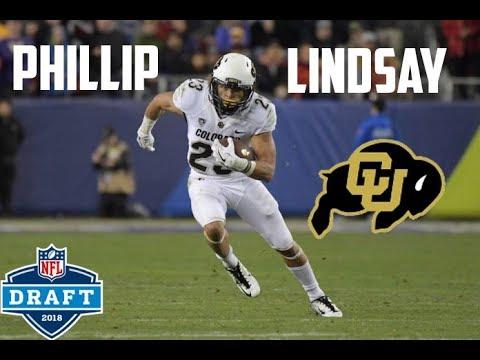 "Phillip Lindsay || ""The Tasmanian Devil"" || Colorado Career Highlights"