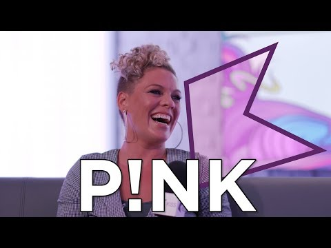 P!nk talks What About Us, Beautiful Trauma & more!