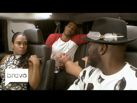 Invite Only Cabo: Agu Gets Caught With His Hand up Emily's Skirt (Season 1, Episode 6) | Bravo