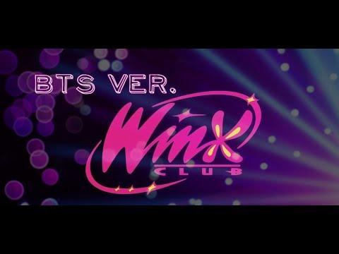 Winx | BTS version | funny moments