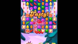 Candy Crush Friends Saga Level 120 - NO BOOSTERS 👩‍👧‍👦 | SKILLGAMING ✔️