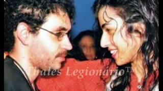 Renato Russo e Marisa Monte. 'Celeste'