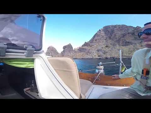 Atlantic Crossing Sailing Cape Verde to Brazil