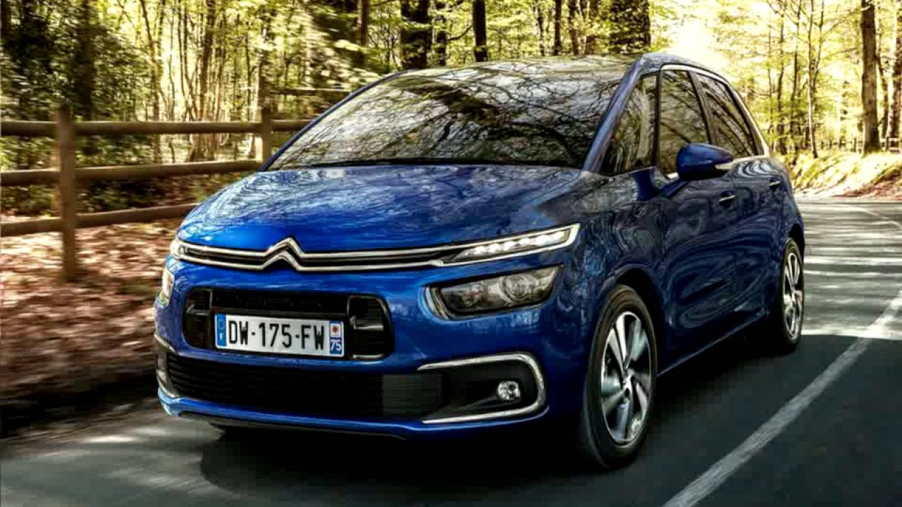 latest autovlog news citroen c4 picasso 2017 youtube. Black Bedroom Furniture Sets. Home Design Ideas