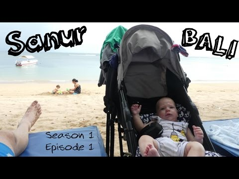 Sanur, Bali | Travel with Kids | The World n Us